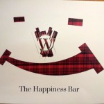 WordCamp Edinburgh's  Happiness Bar