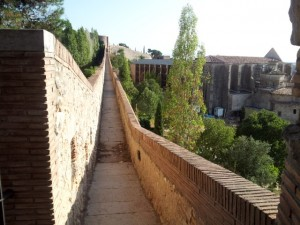 Girona Costa Brava Wall