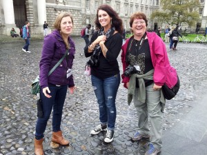 Florida Travel Bloggers on The TBEX 2013 Dublin Photo Walk