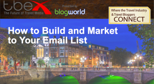 How To Build and Market To Your Email List