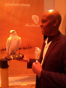 Falcon and Kerwin at WTM