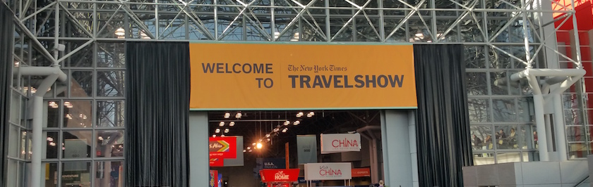 NY Times Travel Show 2015 - Welcome To Travel Show