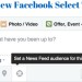 Facebook Select Targeting - How To Use The New Facebook Select Targeting Option