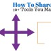 How To Share Content