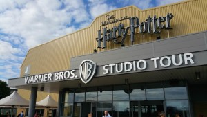 Warner Bros. Studio Tour London -The Making of Harry Potter
